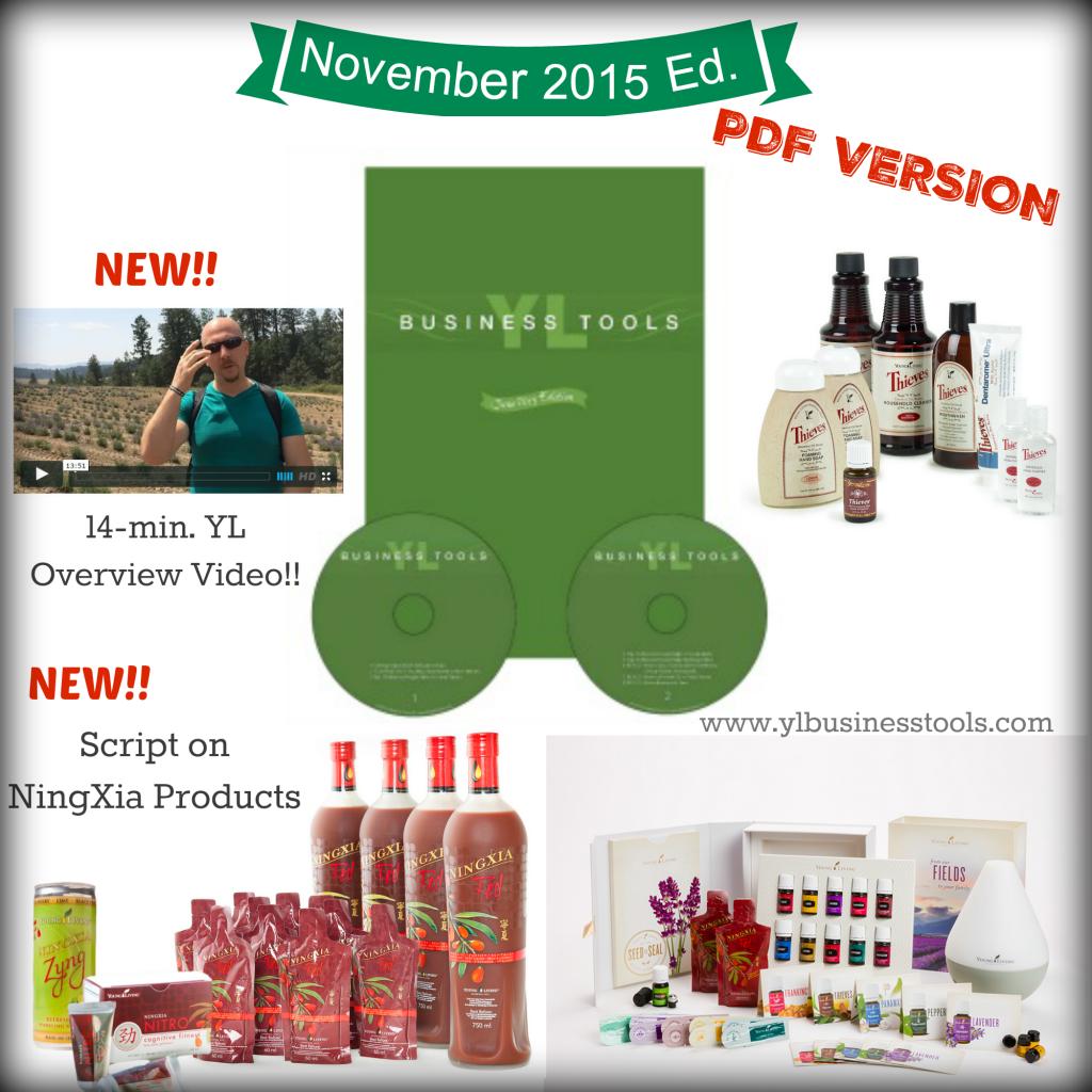 YL Business Tools November edition